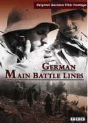 German Main Battle Lines