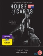House of Cards - Season 2 (Includes UltraViolet Copy)