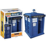 Figurine Pop! Doctor Who Tardis 15 cm