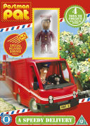 Postman Pat: Special Delivery Service - A Speedy Delivery (Includes Jay Bains Figurine)