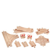 Image of Brio Advanced Expansion Train Track Set