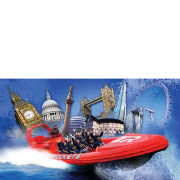 RIB Powerboating on the Thames for Two