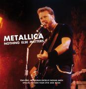 Metallica Metallica Nothing Else Matters (4DVD plus Book)