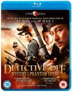 Detective dee mystery of the phantom flame