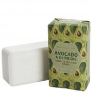 Crabtree & Evelyn Avocado & Olivenöl dreifach gefräste Seife(158 g)