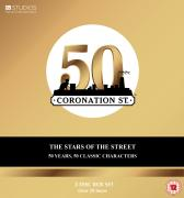 The Stars Of Coronation Street: 50 Years, 50 Classic Characters