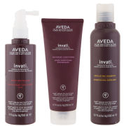 Aveda Invati Trio Shampoo Conditioner & Scalp Revitalizer