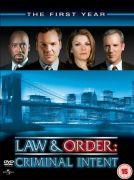 Law & Order - Criminal Intent: Season 1