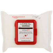 L'Oreal Paris Dermo Expertise Revitalift Rejuvenating Rich Make-Up Removing Wipes (25 Wipes)