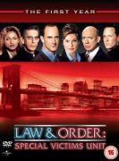 Law & Order - Special Victims Unit: Season 1