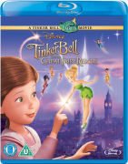 Tinkerbell and Great Fairy Rescue (Single Disc)