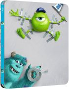 Monsters University  Zavvi Exclusive Limited Edition Steelbook (The Pixar Collection 2)