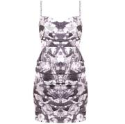 Forever Unique Women's Mildred Dress - News Print