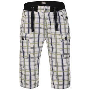 Osaka Men's Tiger Bedford Shorts - Lime