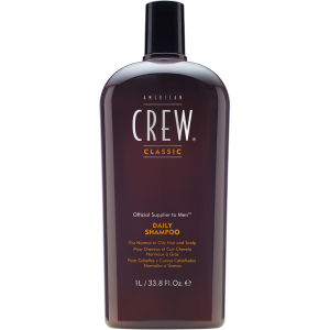 Shampooing Quotidien Purifiant Power Cleanser Style Remover Daily Shampoo American Crew (1 000 ml)