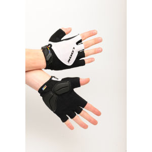 Look Road Race Gloves - Black/White