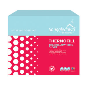 Snuggledown Thermofill 4.5 Tog Duvet