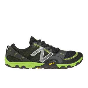 New Balance Men's MT10 V2 Minimus Trail Shoes - Grey/Green