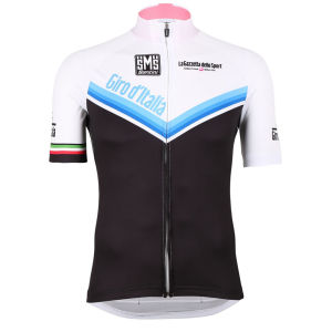Giro Ditalia 2014 Event Line Short Sleeve Jersey Full Zip - Black