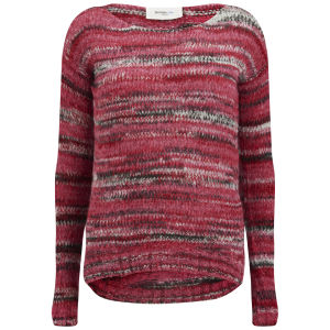 Vero Moda Women's Livia Jumper - Red