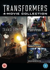 Transformers 1 à 4 Coffret