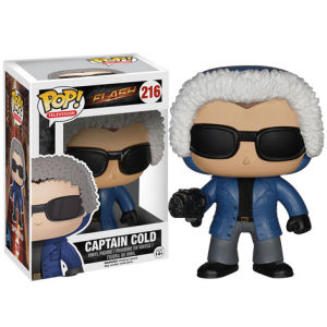 DC Comics Flash Captain Cold Funko Pop! Figur