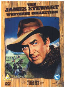 James Stewart Box Set [7 DVD]