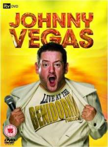 Johnny Vegas Live At Benidorm Palace