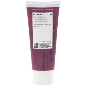 KORRES Japanese Rose Body Milk 200 ml