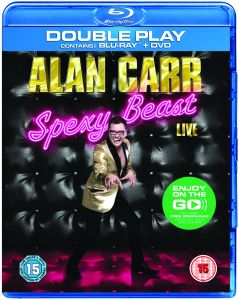 Alan Carr: Spexy Beast Live - Double Play