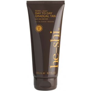 He-Shi Day To Day Gradual Tan 200ml