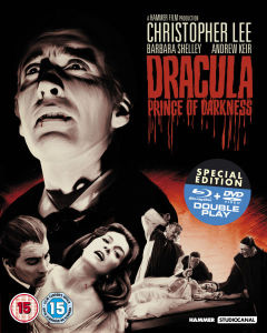 Dracula Prince of Darkness - Double Play (Blu-Ray en DVD)