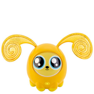 Fijit Friend Newbies Figure - 'Zinzie' Yellow