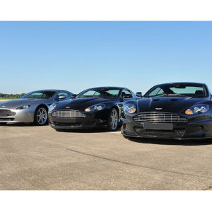 Ultimate Triple Aston Martin Driving Experience