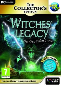 Witches? Legacy: The Charleston Curse Collector's Edition