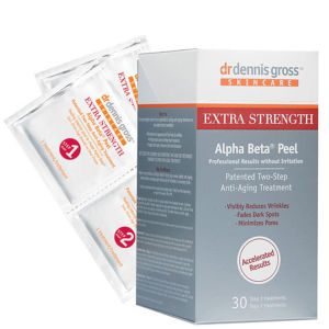 Dr Dennis Gross Extra Strength Alpha Beta Face Peel (30 Application Packettes)
