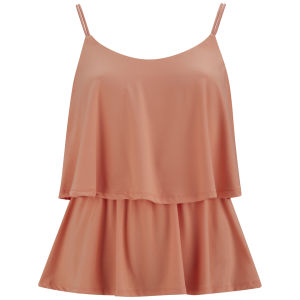 Vero Moda Women's Limit Top - Peach