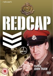 Redcap - The Complete Series