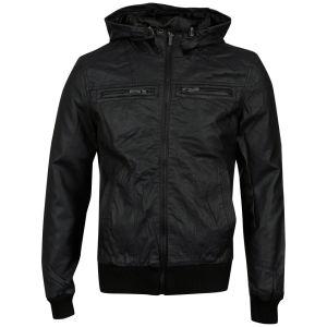Brave Soul Men's Slate Jacket - Black