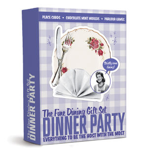 The Good Times Fine Dining Party Gift Set