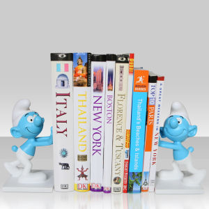 The Smurfs Bookends