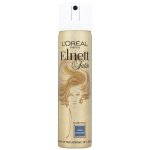 L'Oreal Paris Elnett Satin Hairspray - 額外Strength (75ml)