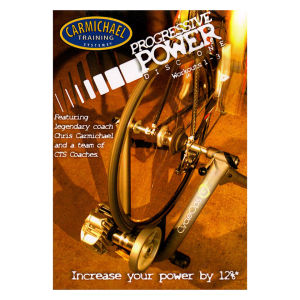 Carmichael Progressive Power Training DVD - Workouts 1-3