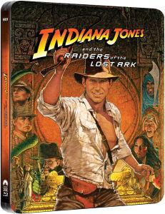 Indiana Jones: Raiders of Lost Ark - Zavvi Exclusieve Beperkte Editie Steelbook