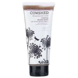 Cowshed Knackered Cow Relaxing Shower Scrub
