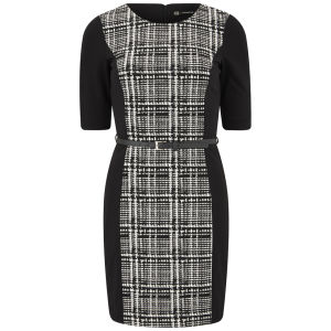Vero Moda Women's Nitty Belted Dress - Black