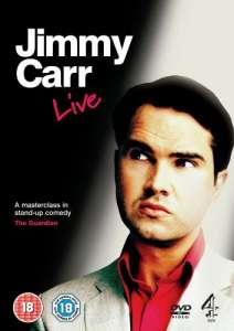 Jimmy Carr - Live