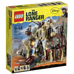 LEGO The Lone Ranger: Silver Mine Shootout (79110)