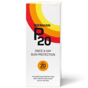 Riemann P20 Sun Filter SPF20 (Sonnenschutz) 200ml