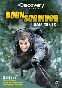 Born Survivor Bear Grylls - Seizoen 3 en 4